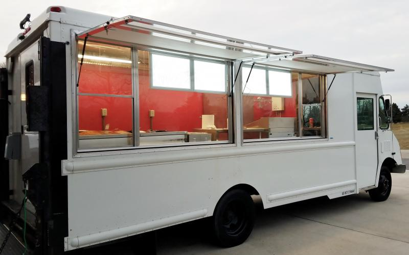 Future Inferno Subs Food Truck